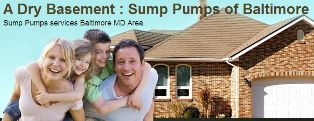 http://www.adrybasement.com/ Stop Basement Flooding with our Baltimore Sump Pump Services