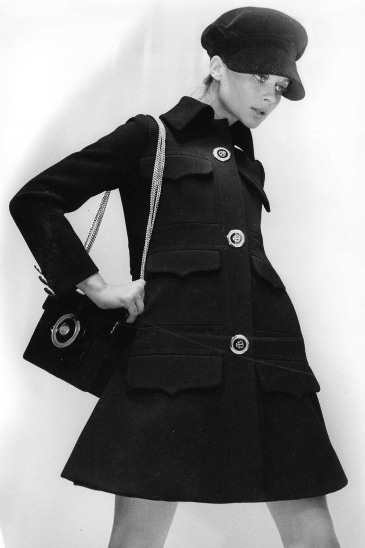 Ted Lapidus Haute Couture Fall 1968
