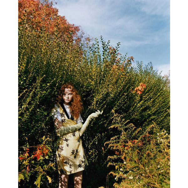 Lily Cole by Carter Smith ❤ liked on Polyvore featuring people
