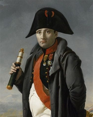 """a biography of little corsican napoleon bonaparte Little napoleone grew up side by side mostly with his older brother,  about  history, later on he wrote, """"history i conquered rather than studied  he was the  first corsican to graduate from there, and he was ranked 42nd out of the class of  58."""
