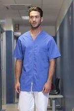 Casacca Camice Uomo da lavoro Medico Estetista Farmacista Abbigliamento Abiti
