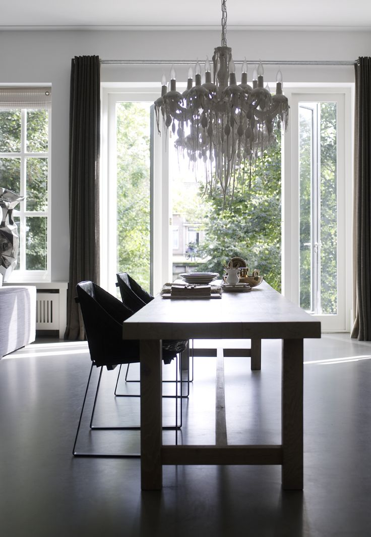 Piet Boon Styling by Karin Meyn | Kitchen dining with the Kekke dining chair. Piet Boon Collection.