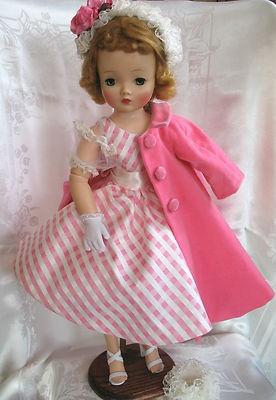 Vintage Cissy ~ Madame Alexander Doll 1950's.