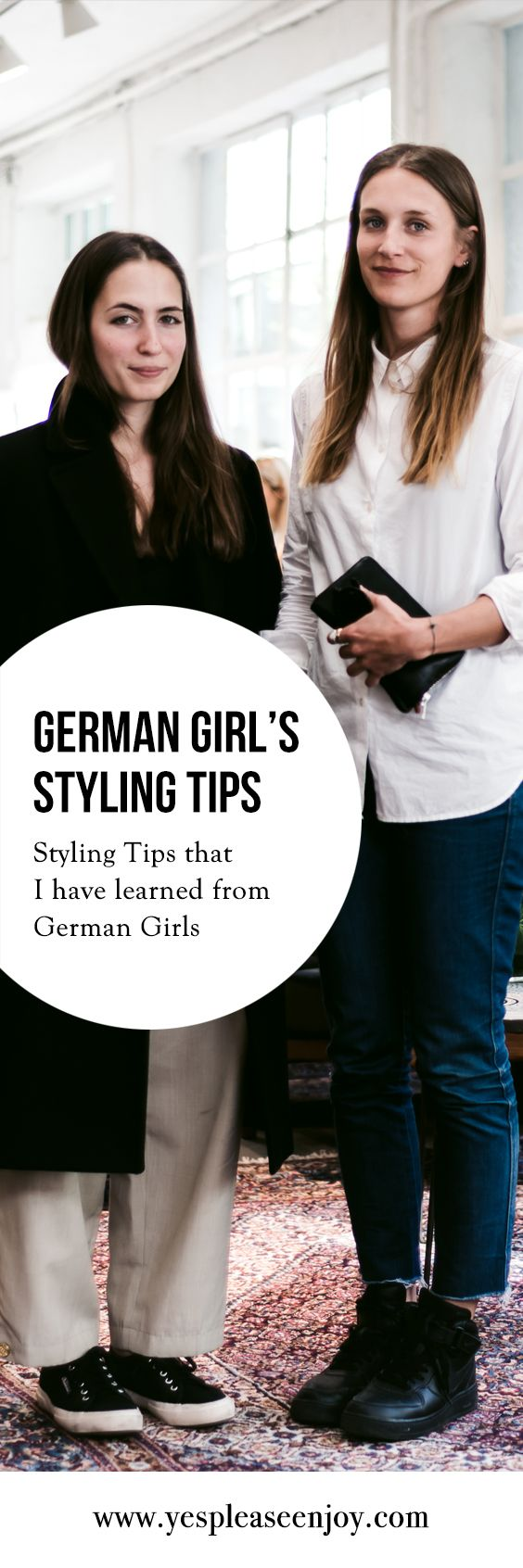Some useful styling tips that I have learned from German Girls. the story and the images are ll in the blog post.