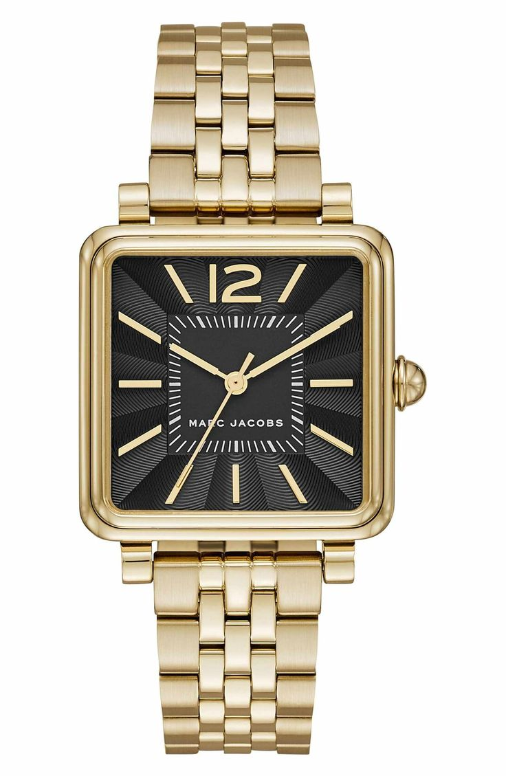 best 25 marc jacobs watch ideas on pinterest marc jacobs gifts gold watch and watches. Black Bedroom Furniture Sets. Home Design Ideas