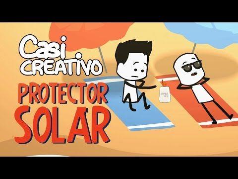 Protector Solar | Casi Creativo - YouTube