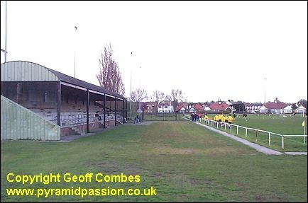 Southchurch Park Arena, Southend Manor