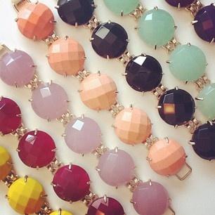 The Cassie BraceletBling, Cassie Bracelets, Gem Stones, Closets, Kendra Scott, Colors, Jewelry Accessories, Arm Bracelets, Arm Candies