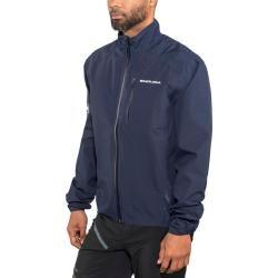 Tom Tailor Herren Wattierte Jacke mit abnehmbarer Kapuze, blau, unifarben, Gr.M Tom TailorTom Tailor