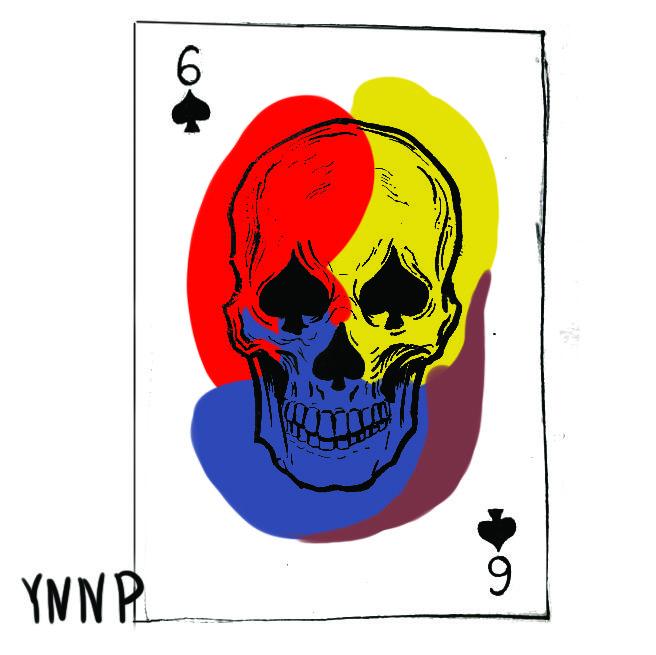 #ynnp #tattoo #skull #череп