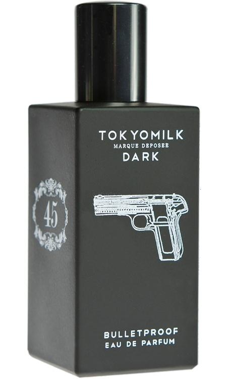 TokyoMilk Bulletproof No. 45 Parfum...LOVE IT, NEED IT...smoked tea, coconut milk, crushed cedar, ebony woods