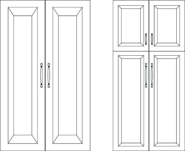 Image Result For Proper Placement Of Cabinet Pulls Kitchen Cabinet Door Handles Kitchen Door Handles Cabinet Hardware Installation