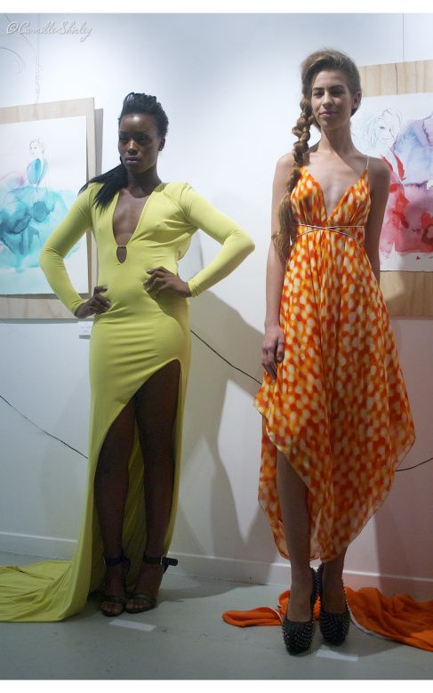 Natalie Rolt, by CamilleShirley - love these pieces by such a talented WA designer
