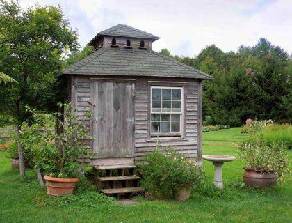 Садовые домики (Garden shed)