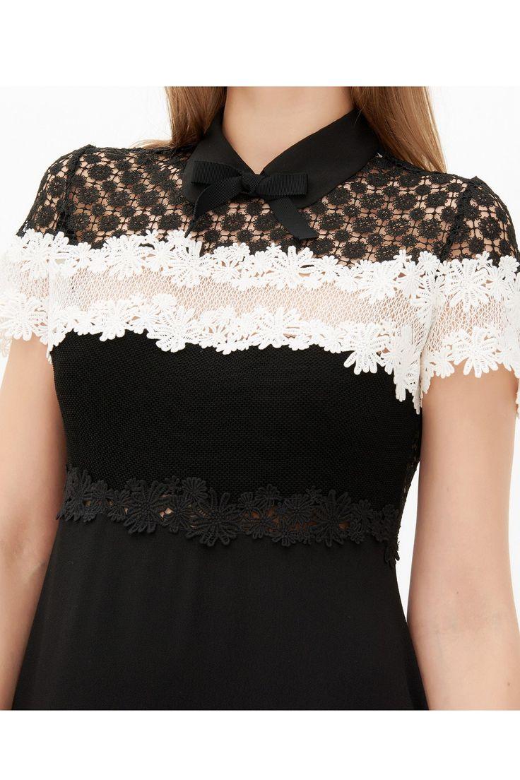SANDRO Radia Dress