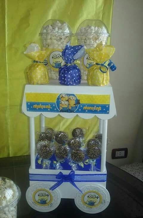 Minions Candy Bar...#minions
