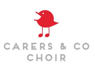 Carers & Co Choir Logo by Veronica Ferguson