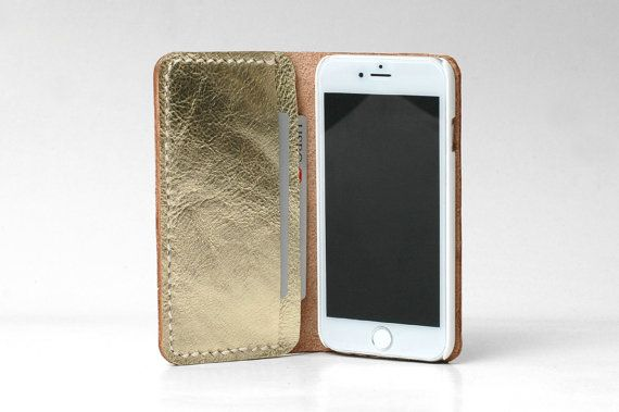 This iPhone wallet is crafted from genuine cow leather and saddle stitching by hand with waxed thread to ensure durability. Specification: - Made by genuine cow leather - Waxed thread - Two colors (Black or White) of plastic case are available (Please leave us a note like plastic case color: Black during check out). - 100% hand stitched and handcrafted, made to order - 2 slots for cards or banknotes  Personalized initials on this item: - Extra $4 USD will be charged for stamping initials up…