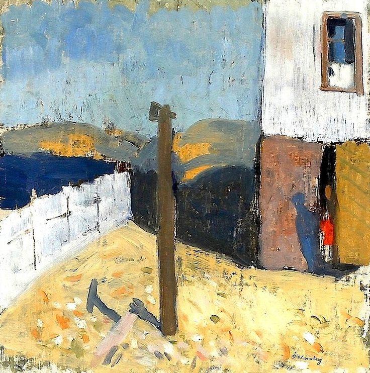 Åke Winnberg, Southern Landscape