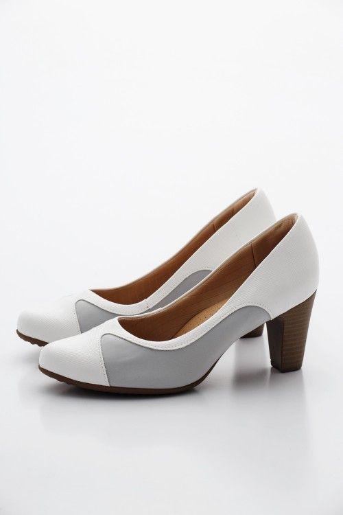 NAP LNH BCO/ELT GLO Piccadilly comfort Női Magassarkú cipő Kép