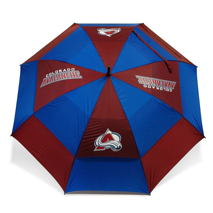 Team Golf Colorado Avalanche Umbrella, Multicolor