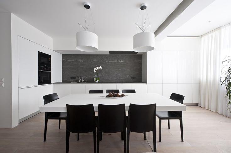Oltre 25 fantastiche idee su cucine bianche moderne su pinterest cucina in marmo bianco - Cucine moderne bianche ...
