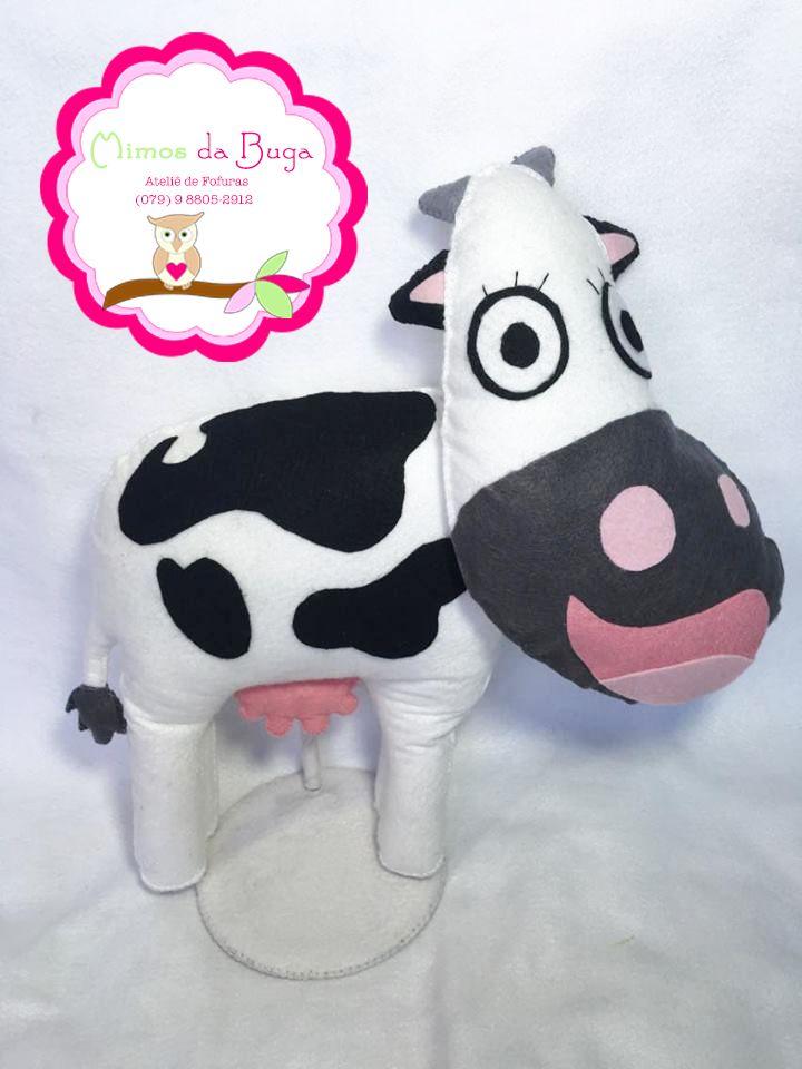 Mundo Bita - Vaca - 35cm