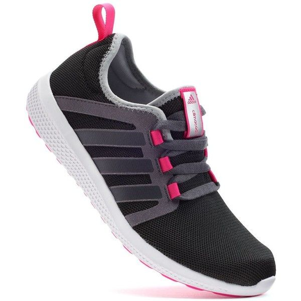 Adidas Climacool Fresh Bounce Women\u0027s Running Shoes ($75) ? liked on  Polyvore featuring shoes
