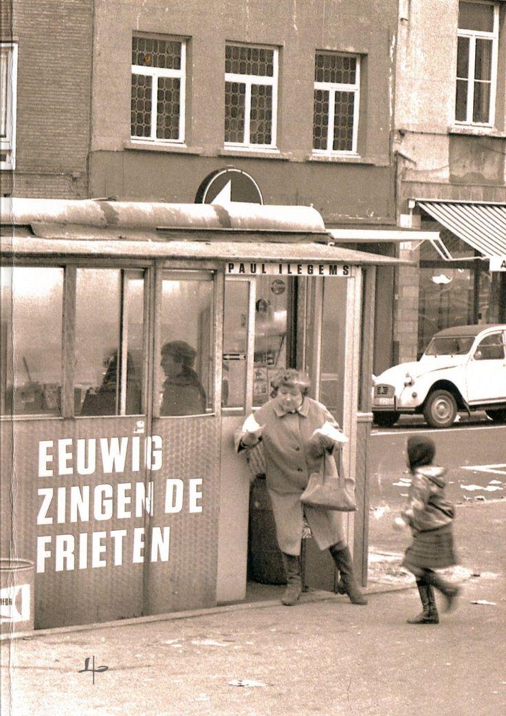 2015. 'Eeuwig zingen de frieten', paul ilegems, plezierdichten over friet, frietkot en andere onderwerpen, 70p., ed. Liverse