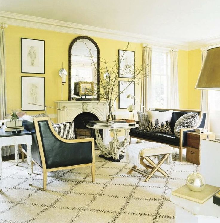 16 best yellow walls images on Pinterest | Color palettes, Colors ...