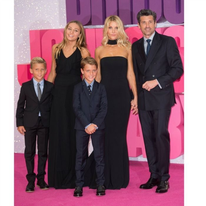 "Patrick Dempsey and Jillian Dempsey  Darby Galen and Sullivan Patrick  Patrick and Jillian's twin boys made their Hollywood debut on February 1, 2007. Darby and Sullivan joined big sister Tallula. When asked about how having children changed his life, Patrick told Life magazine, ""Now, making money is about providing for my children. And being a father makes you look at yourself. You look at your marriage and go, 'How do I improve this? How do I keep growing and create a stable environment…"
