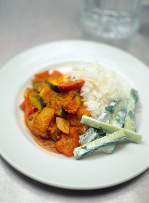 vegetable curry | Jamie Oliver | Food | Jamie Oliver (UK)