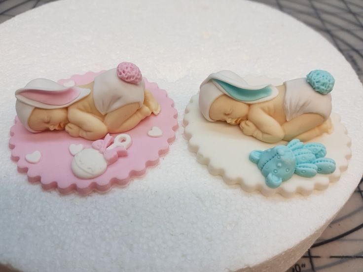 Vauvakoristeet Kakkukoristeet Fondant baby www.superkonditoria.fi