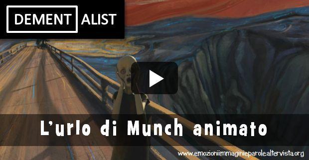 L'Urlo di Munch sulle note dei Pink Floyd