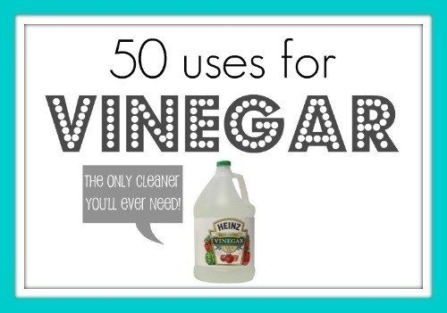 Know your uses for vinegar and natural cleaning agents. | 37 Deep Cleaning Tips Every Obsessive Clean Freak Should Know