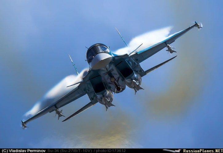 Su-34 Fullback – Russian Air Force | ★ Su-27 Flanker ★