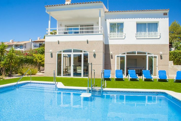 holiday home cunit costa dorada villa spain for rent lilliput