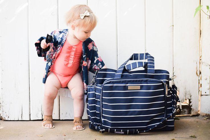 The JuJuBe Be Prepared Diaper Bag - Best Diaper Bags for Moms