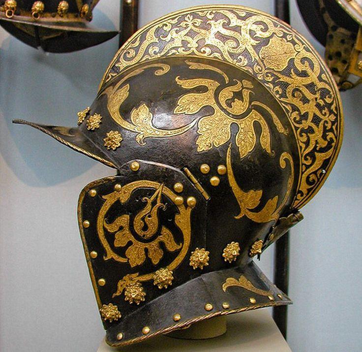 Рыцарские шлемы.. Обсуждение на LiveInternet - Российский Сервис Онлайн-Дневников