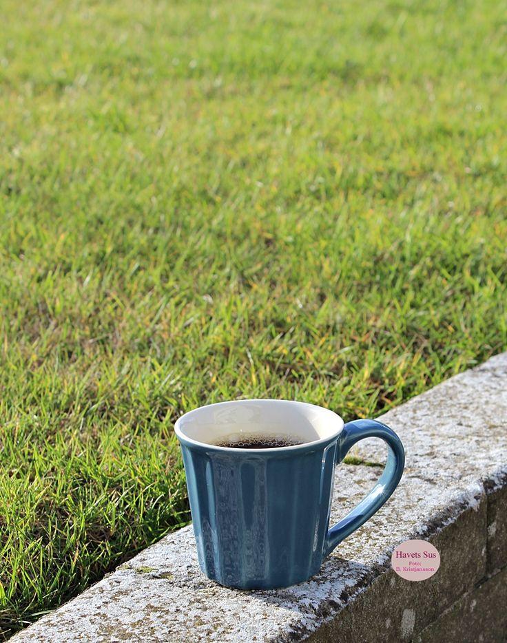 Ib Laursen - cornflower - mynte - coffee - kaffe - Havets Sus - Denmark