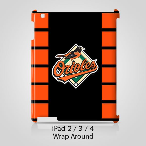 Baltimore Orioles iPad 2 3 4 Case Cover