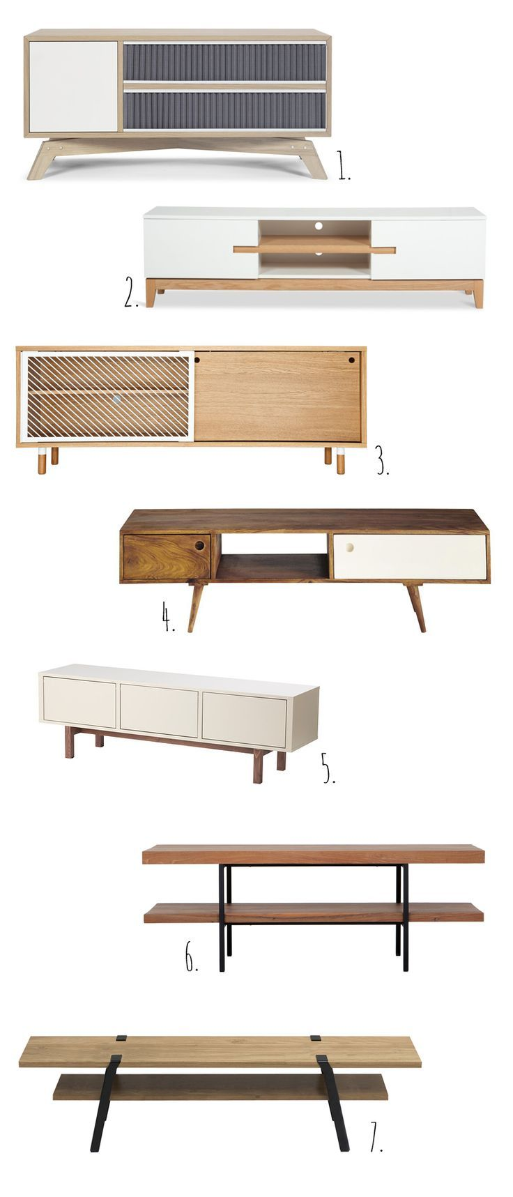 searching for a nice tv rack: