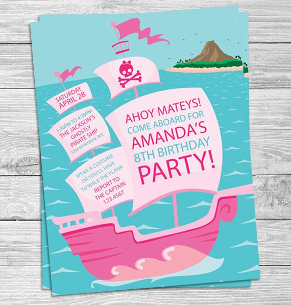 19 best Kids Birthday Invitations images – Kids Party Invitations Online