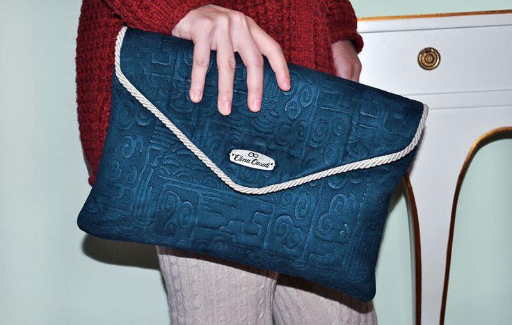 "ETNICA Petroleum Color Bags Collection ""Limited Edition"" info@elenacasati.com"