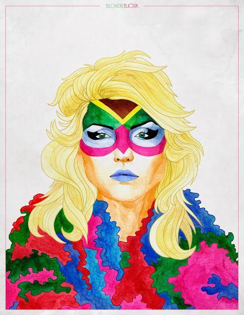Blondie - Björk
