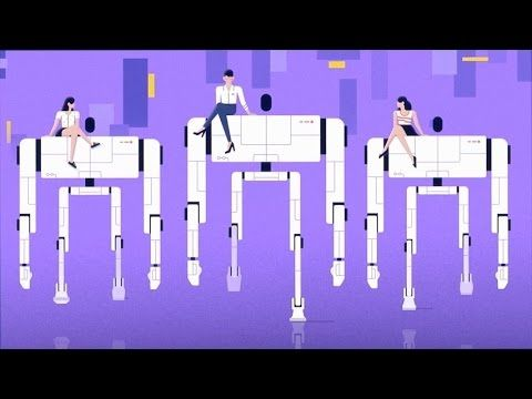 The Age of Female Dominance, Brought to You by Robots - YouTube