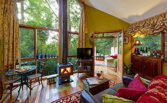 Treehouse Cottage Olinda Dandenong Ranges