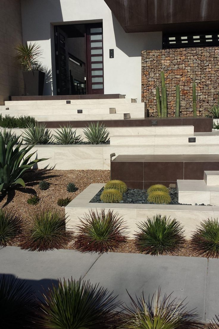 17 Best Images About Desert Landscaping Ideas On Pinterest