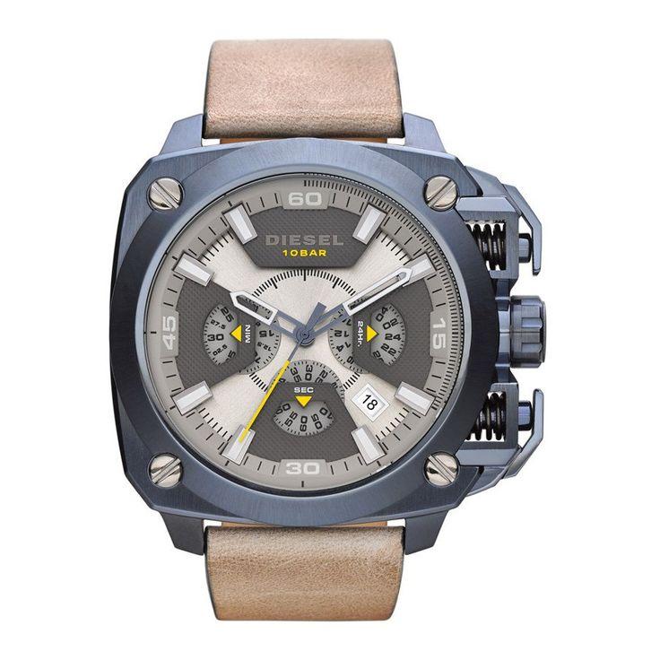 €299,- bij Horloges.nl - Officieel dealer vanDiesel horloges. Gratis verzending en snelle levering!