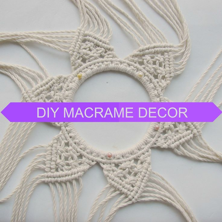 Macrame Patterns Macrame Tutorial Diy Macrame Wall